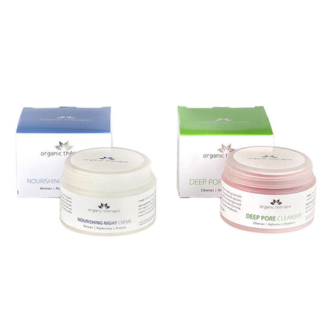Organic Therapie Skin Brightening Combo