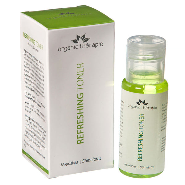 Organic Therapie - Refreshing Toner - 50 ml