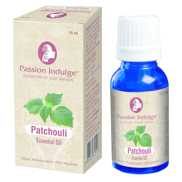 Passion Indulge Patchouli Essential Oil - 10 ml