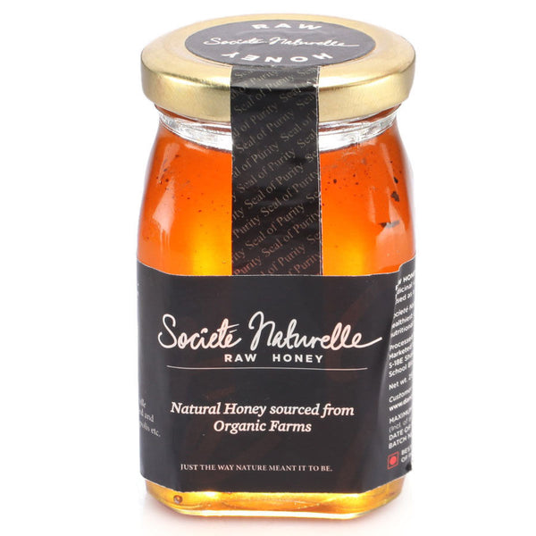 Societe Naturelle Raw Honey
