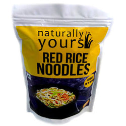 Naturally Yours Red Rice Noodles 180gm