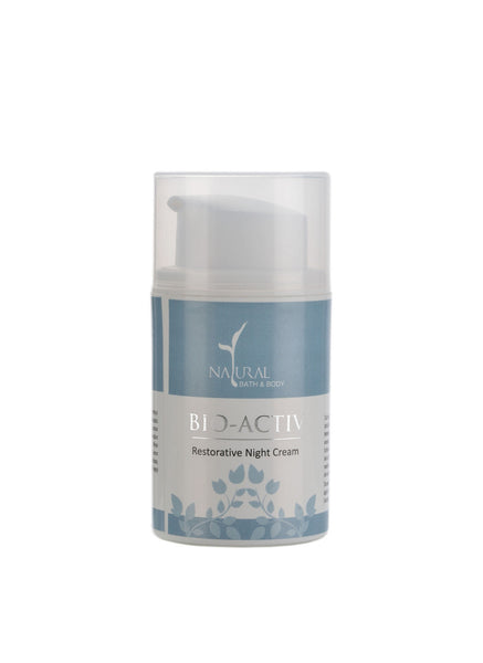 Natural Bath and Body Bio-Activ Restorative Night Cream 50 ml