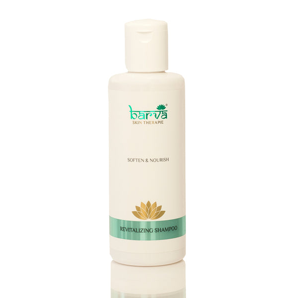 Barva Skin Therapie Revitalizing Shampoo with Amla, Fenugreek & Aloe Vera 200ml