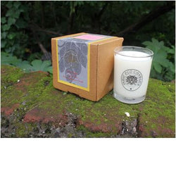 Indie Eco Candles Rose, Patchouli and Amber