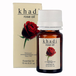 Khadi Rose Oil - 15 ml