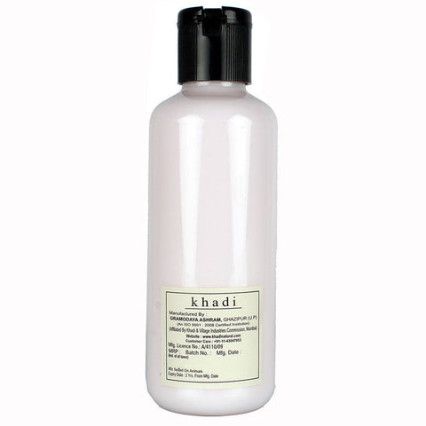 Khadi Rose & Honey Moisturizer With Sheabutter - Paraben Free - 210 ml