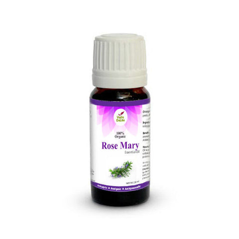 Vedic Delite Pure Rosemary Essential Oil 10mL