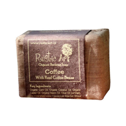 Rustic Art - Coffee Soap