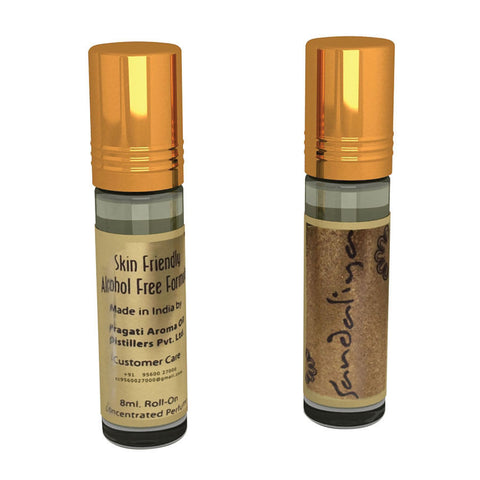 Pure Naturals - Sandaliya Perfume Concentrate Roll On-8ml