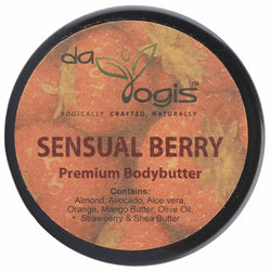 Da Yogis Sensual Berry Body Butter 200 ml