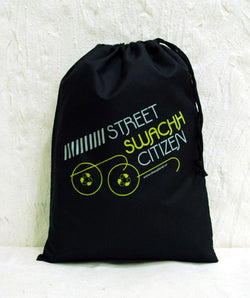 Clean Planet Swachh Citizen - Street Swachh Drawstring Pouch