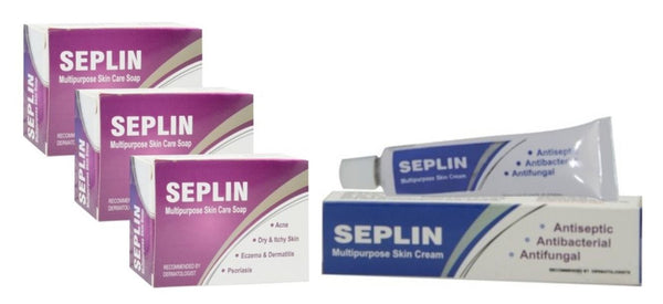 Healthvit Seplin Multi Purpose Skin Care Combo