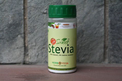All Natural So Sweet Stevia Powder (100 Gms Stevia Powder)
