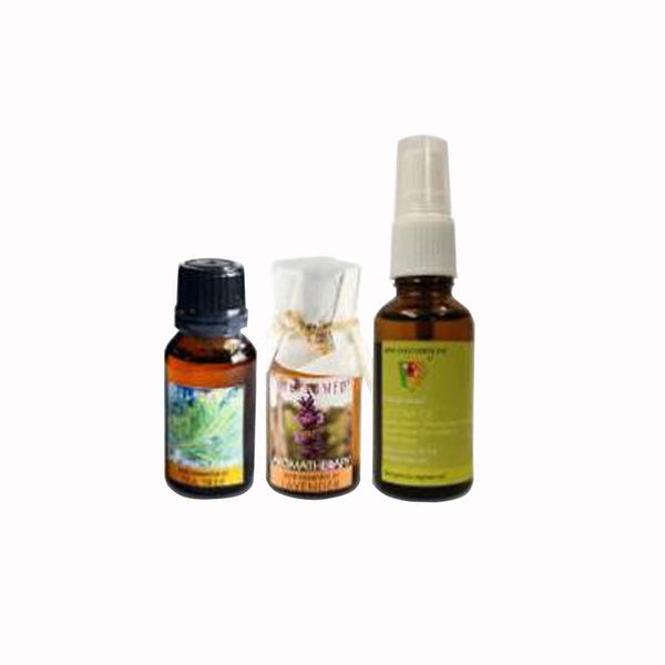 Soulflower Dandruff Control Set