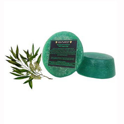 Soulflower Tea Tree Pure Glycerin Soap