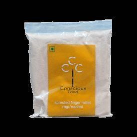 Conscious Food Organic Sprouted Ragi Flour 200Gms