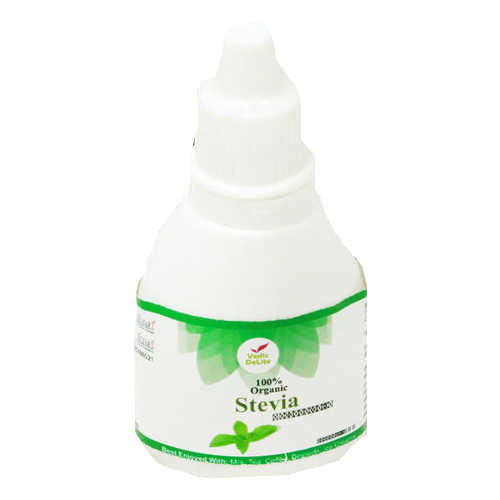Vedic Delite Liquid Stevia 15mL