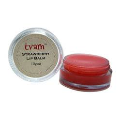 TVAM Lip Balm - Strawberry - 10 Gms