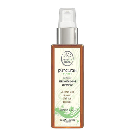 Pure Naturals - Strengthening Shampoo-50-ml