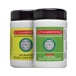 K P NAMBOODIRIS Ayurvedic Tooth Care Powder 40gm