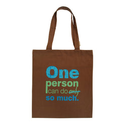 Clean Planet Tote activist - Power of One
