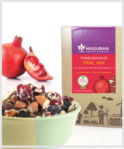 Maduban Naturals Antioxidant Rich Trail Mix 100Gms