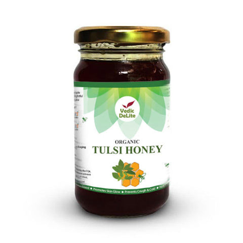 Vedic Delite Tulsi Honey 250Gms