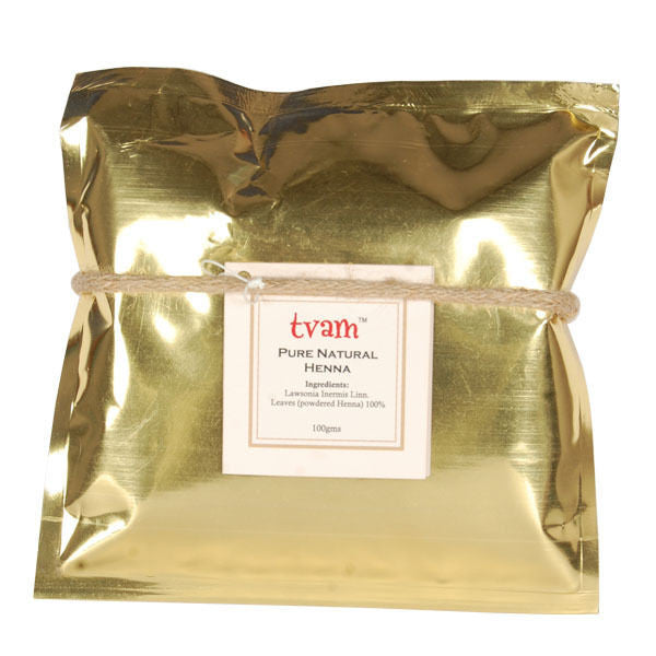 Tvam Pure Natural Henna - 100 gms