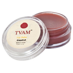 Tvam Lip Balm - Grapefruit - 10 Gms