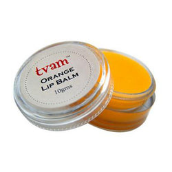 TVAM Lip Balm - Orange - 10 gms