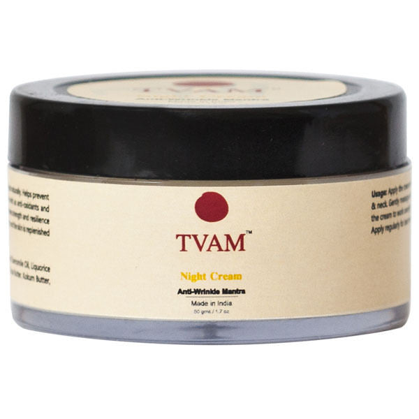 TVAM Anti Wrinkle Mantra - 50 Gms