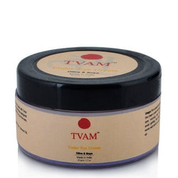 Tvam Under Eye Cream Olive 50Gms