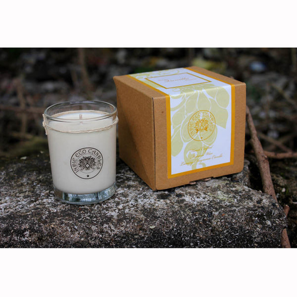 Indie Eco Candles - Exotic Vanilla Cream - 360 Gms
