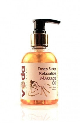 Veda Essence Deep Sleep Relaxation Natural & Pure Oil 150 ML