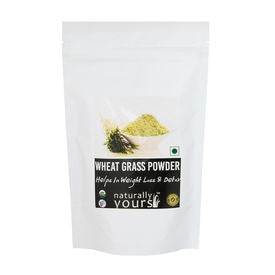 Naturally Yours Wheat Grass Powder 100gm