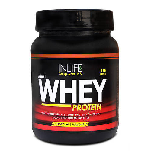 InLife Whey Protein 1Lb