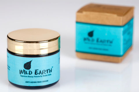 Wild Earth Anti Aging Face Cream 50gms