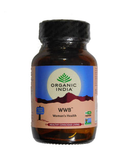 Organic India Women's Well-being 60 Capsules