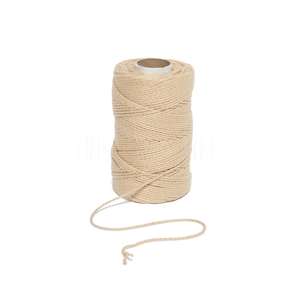 Bakers Twine . Apricot
