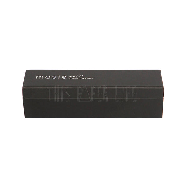 Washi Tape Collection Box . Black