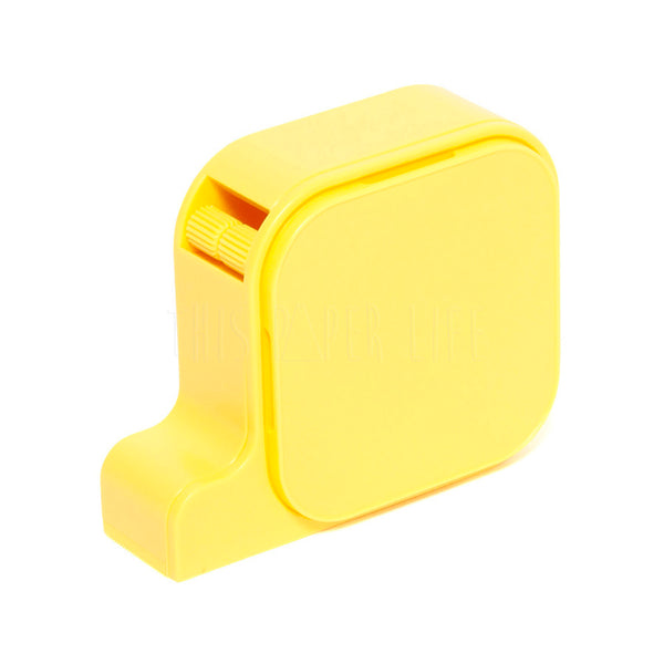 Washi Tape Cutter . Decor - Yellow