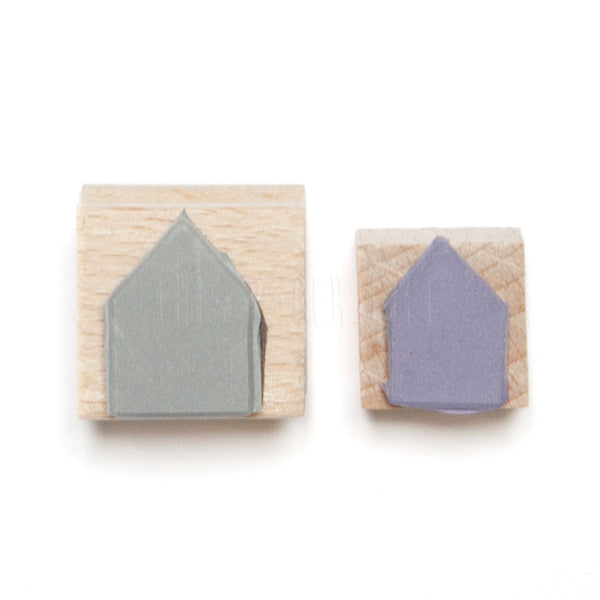 Stamp Set . Houses