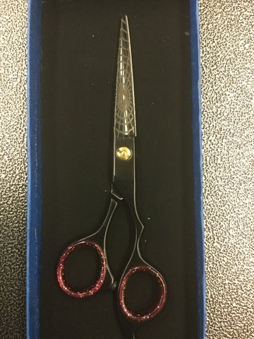 KUNOICHI DRAGON SCISSOR - BLACK WIDOW SHEAR 5.5""