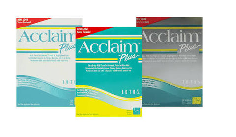ACCLAIM PERM KITS