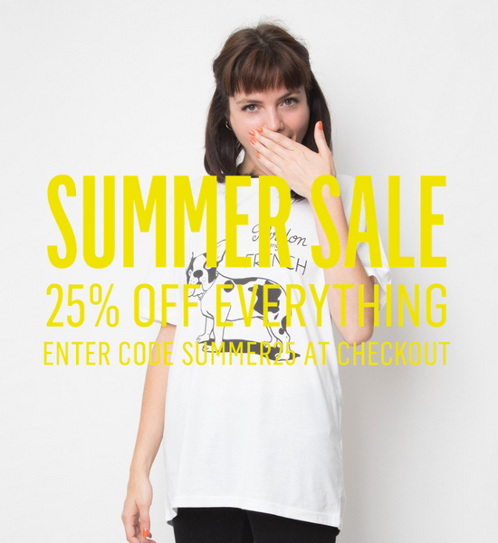 Growlees Summer Sale now on!