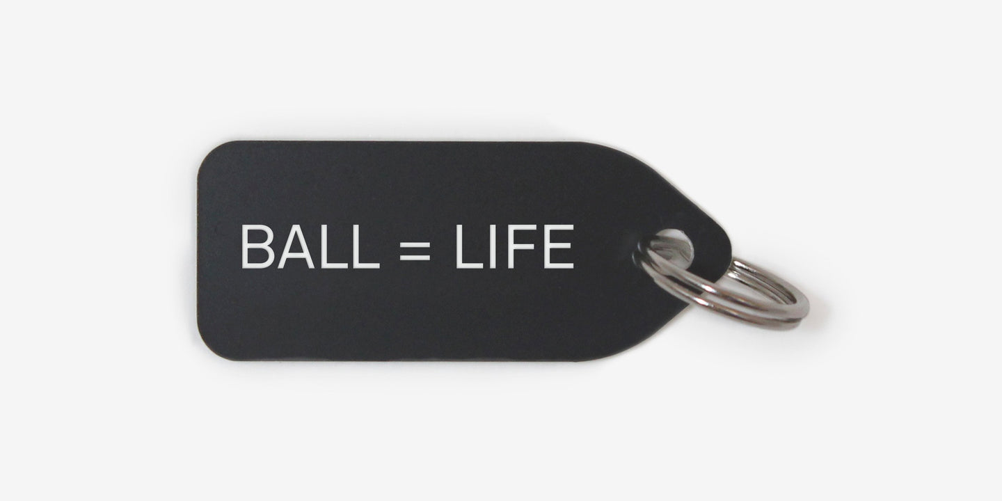 Ball = Life - Growlees