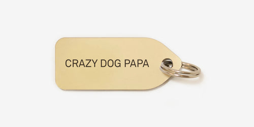 Crazy dog papa - Growlees