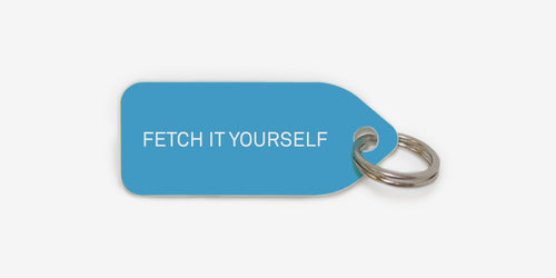 Fetch it yourself - Growlees