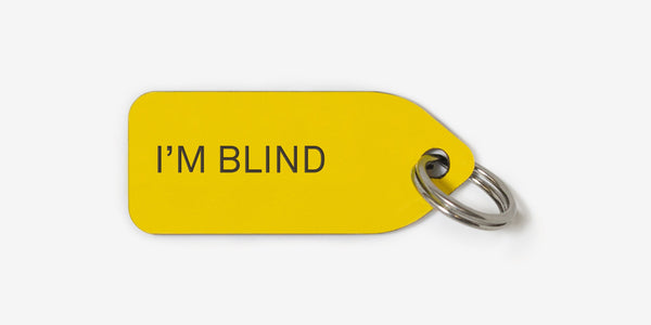 I'm blind - Growlees