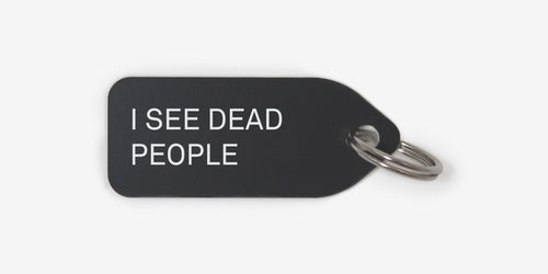 I see dead people - Growlees